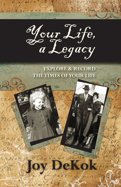YourLifeALegacyBookcover2.indd