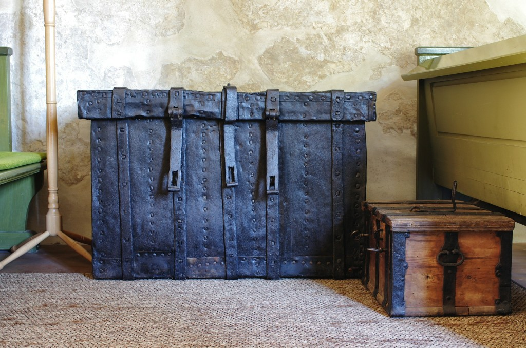 Your Life a Legacy - Satchel & Steamer Trunk Stories