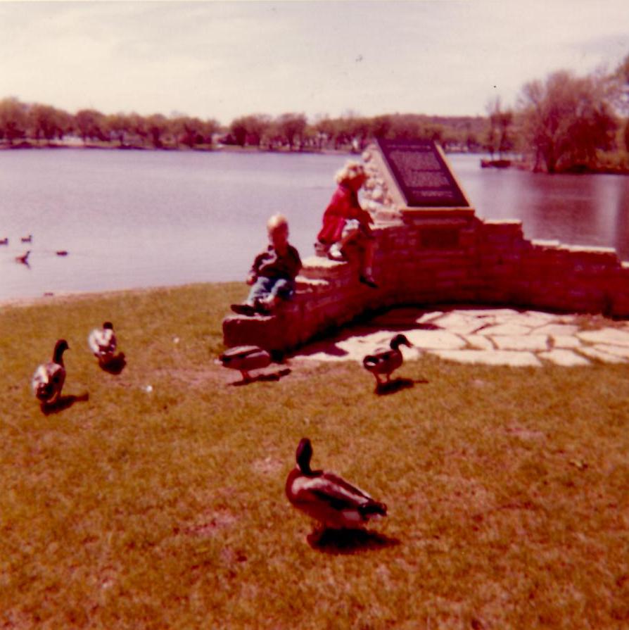 Jon & Joy - Silver Lake - Rochester MN 1960 or 1961