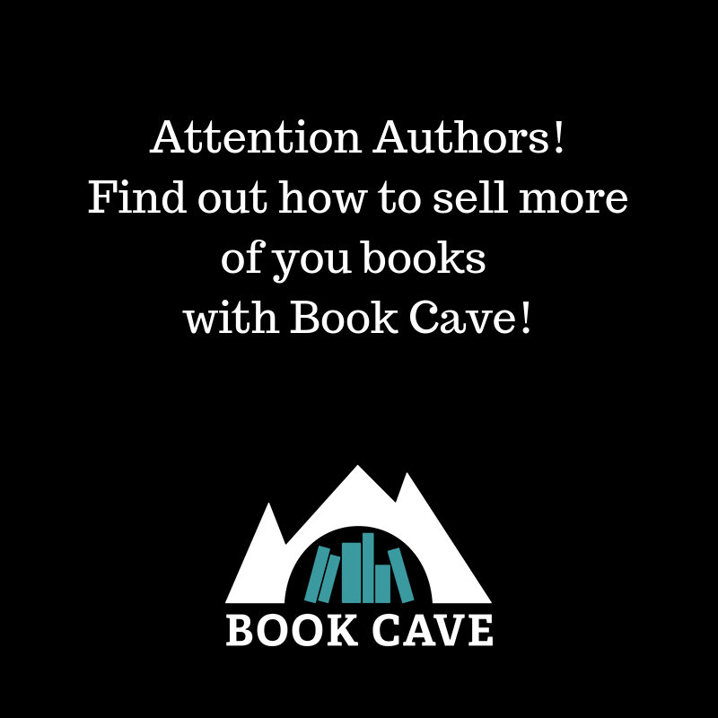 Great news for authors from Book Cave